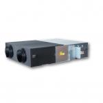 Подвесные рекуператоры KPI Active с секцией фреонового нагрева и охлаждения